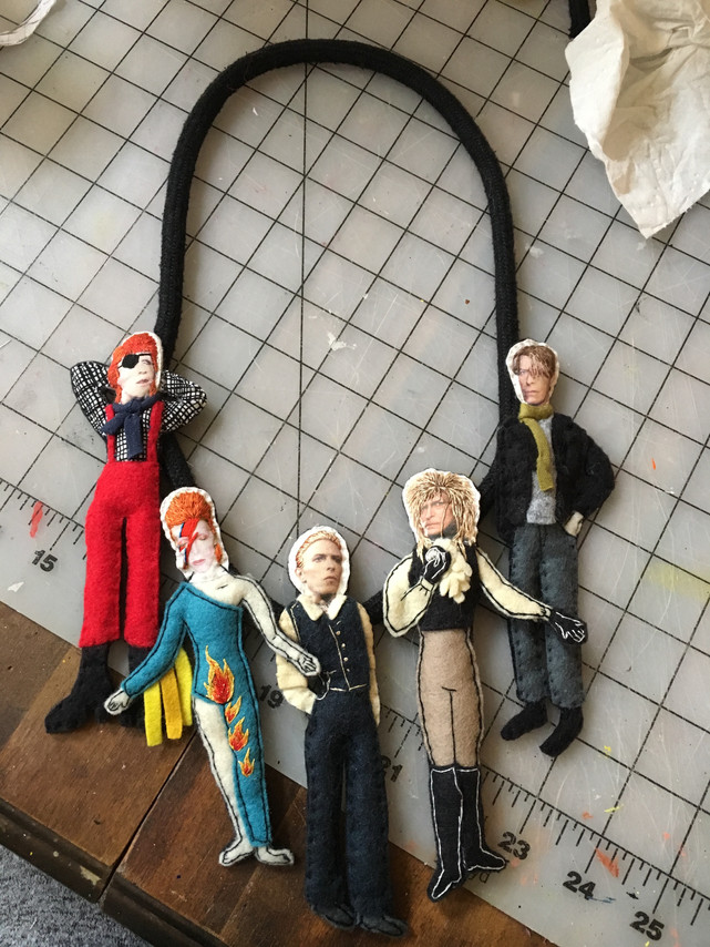 Bowie Necklace