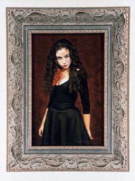 study for Laura Verilla as Carmen