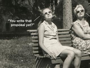 Proposal Writing 101
