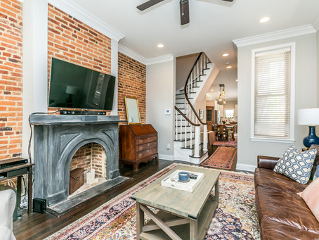 Unique Home in Fells Point. Everything you want, nothing you don't.