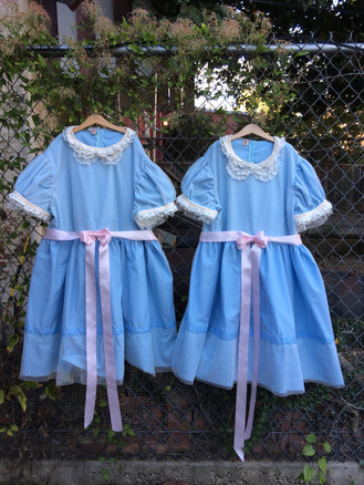 Shining Twins Dresses