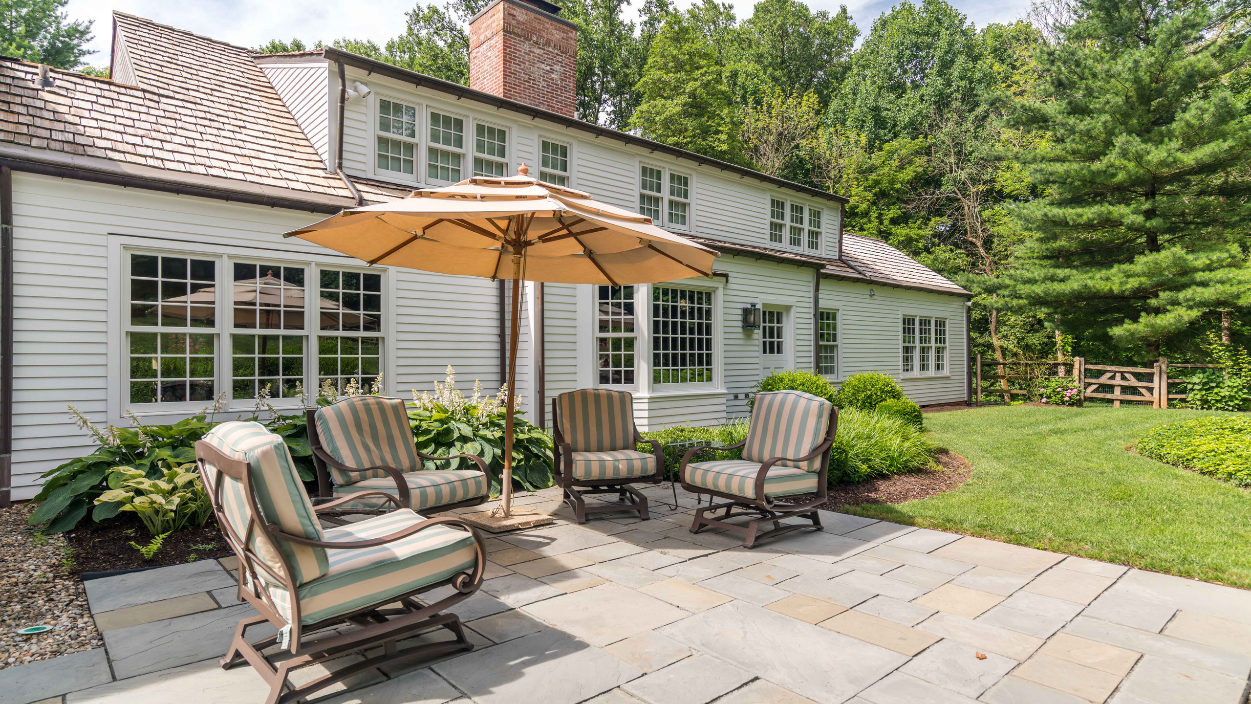 Patios and Gardens