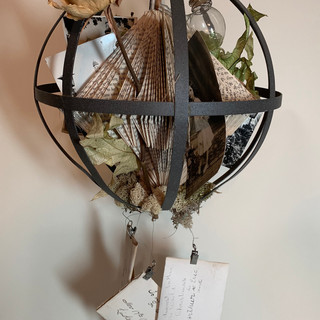 Globe of Lost Letters