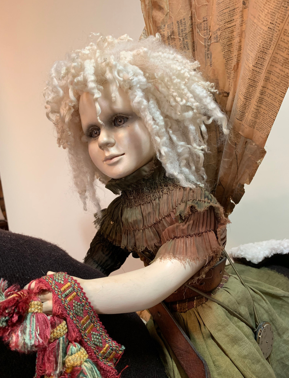 Wool hair