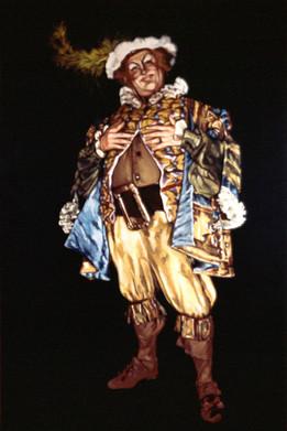 Norman Mittleman as Falstaff