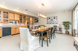 Lower Level mini kitchen