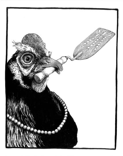 Chicken Spatula