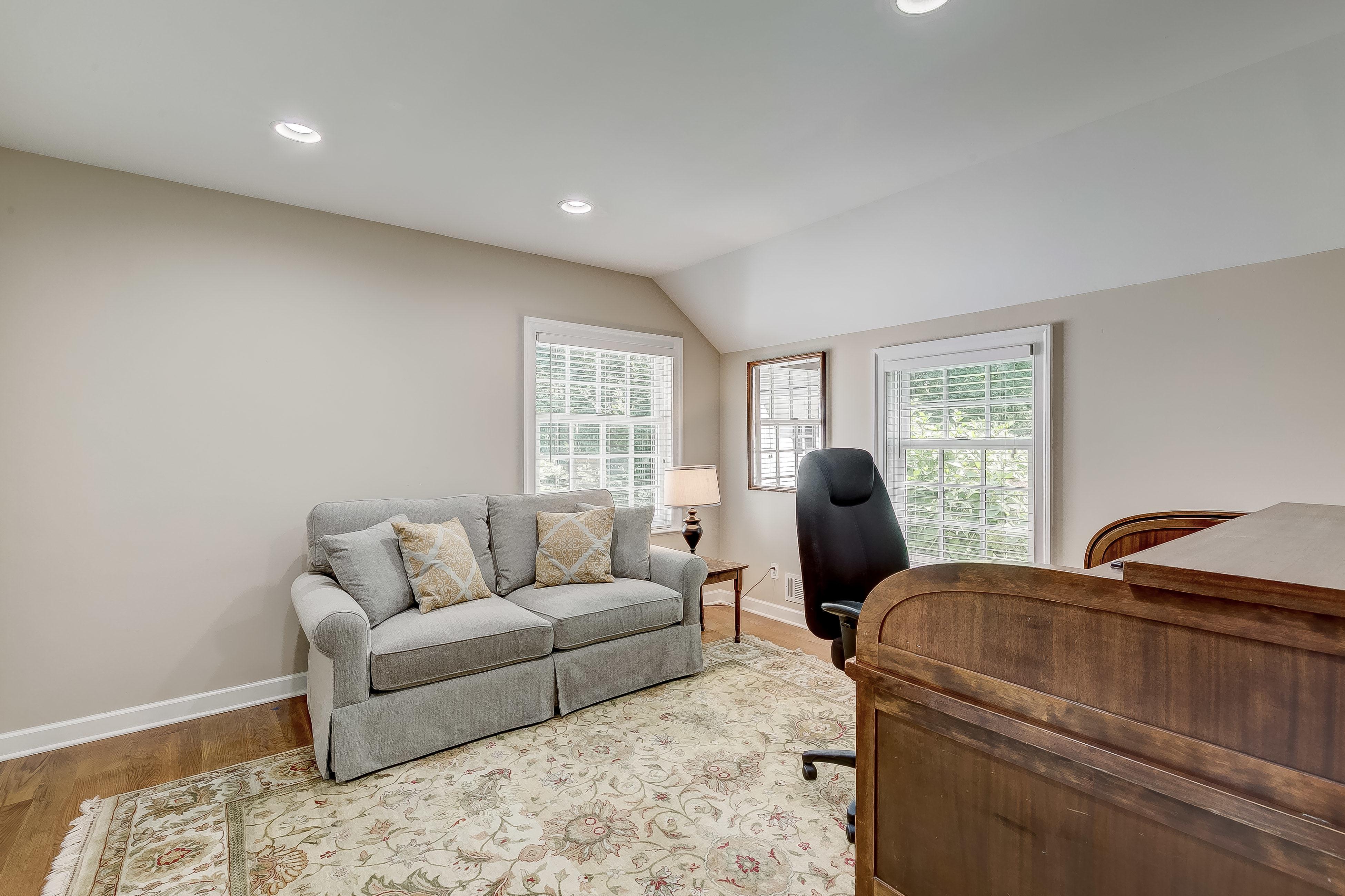 In-law suite bedroom/office