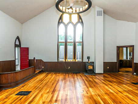 Church Rehabs that Worked Beautifully
