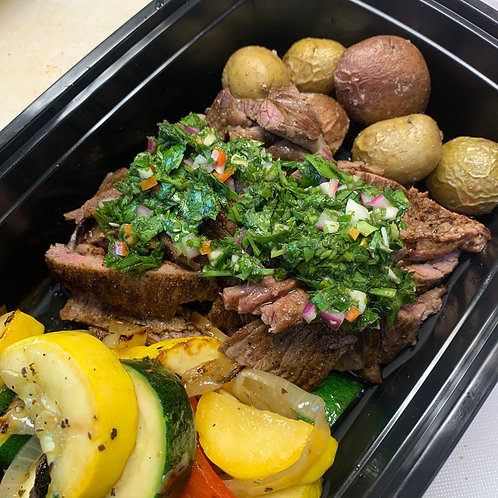 Thu. 9/17/20 - Chimichurri Steak