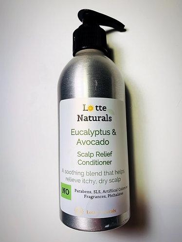 Eucalyptus & Avocado Scalp Relief Conditioner