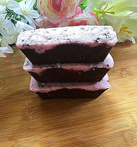 Lottebar - Chocolate Rose (Bath Melt)