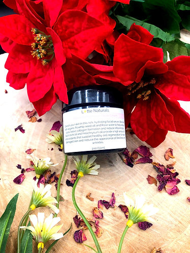 Rejuvenating Rose Facial Cream