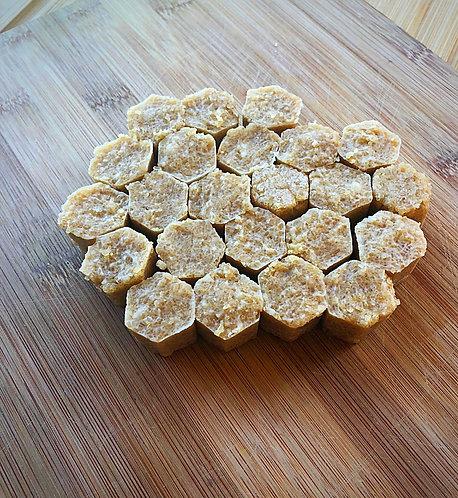 Honeycomb Sugar Scrub Bar