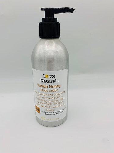 Vanilla Honey Body Lotion