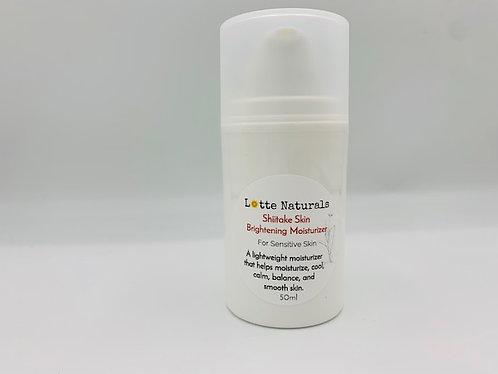 Shiitake Skin Brightening Moisturizer