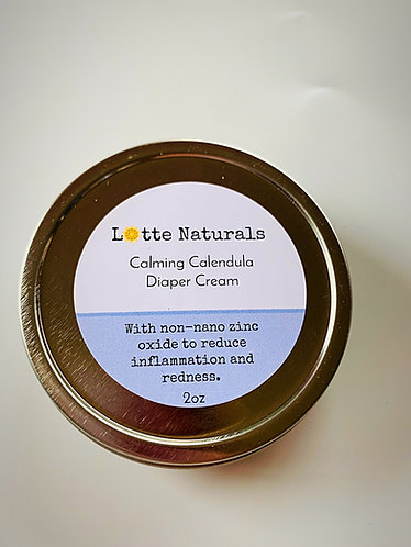 Calming Calendula Diaper Cream