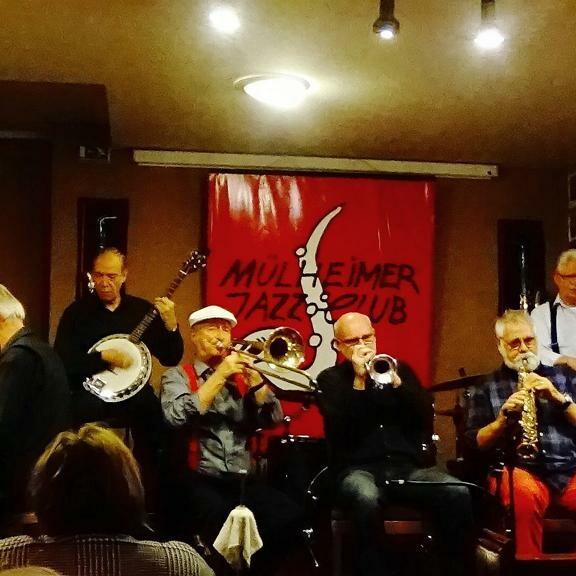 Jamsession mit Old Eagle Jazzband
