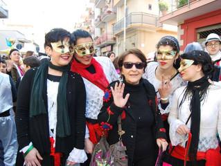 Carneval in Masafra - Participating carnival