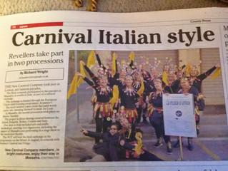 UK press Italian meeting