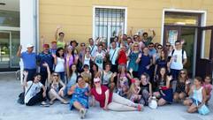 Croatian meeting public performance