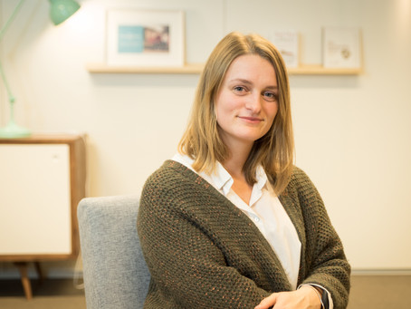 People behind moveUP: Muriel, Quality & Regulations Manager