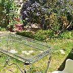Le jardin chez Les Simones se prépare po