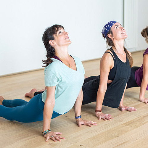 Yoga dynamique power