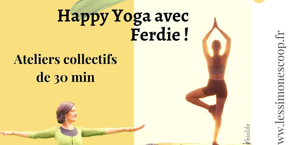 Soirée Zen - Happy Yoga
