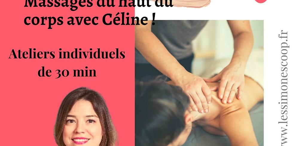 Soirée Zen - Massage du haut du corps