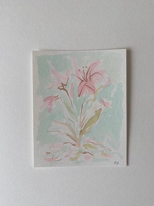 """""""Simple Floral I & II"""""""