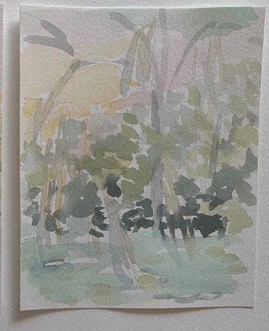 """Mossy Trees II"""