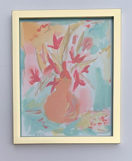 """""""Red Iris I""""-----Valentine's Gift Box"""