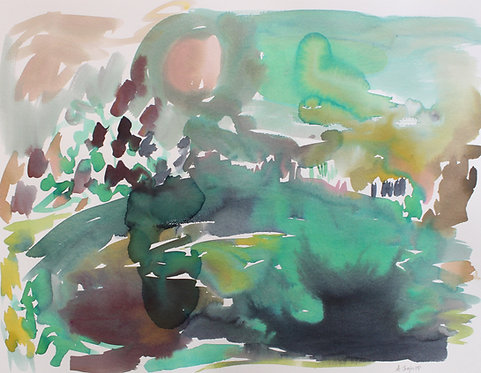 """Emerald Marsh"""