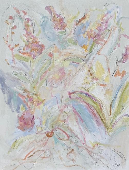 """Wild Flowers I"""