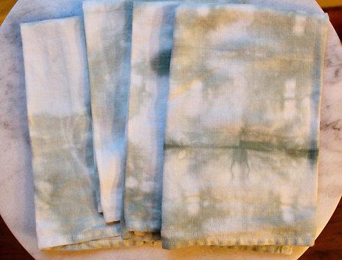 Light Olive Napkins Set of 4