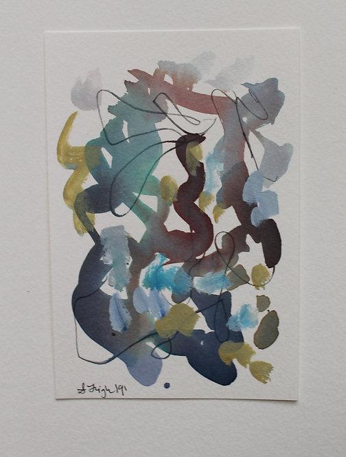 """""""Abstract I"""""""