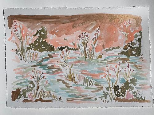 """Peachy Creek"""