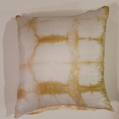 Gold Grid Silk