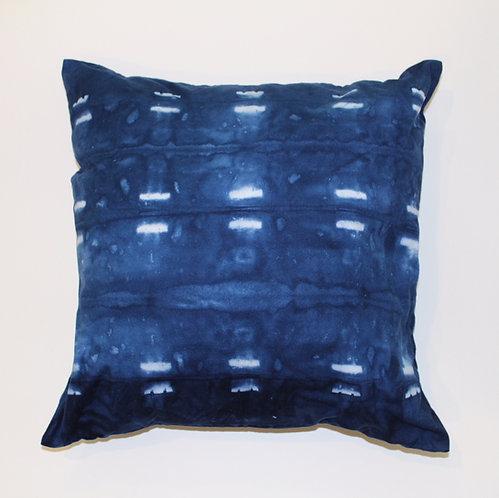 Indigo Blue Dashes