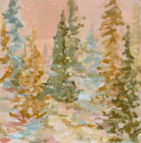 """Fall Trees II"""