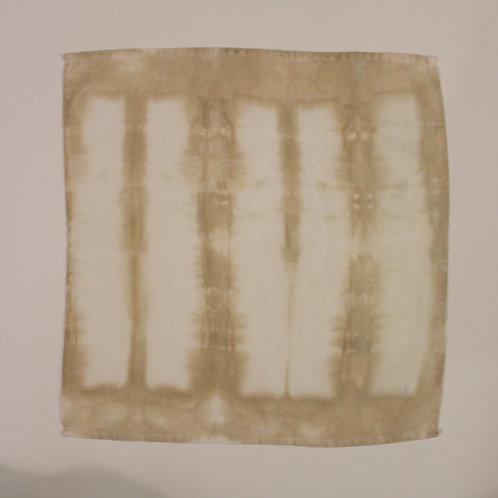 Gold Lines Linen Napkin