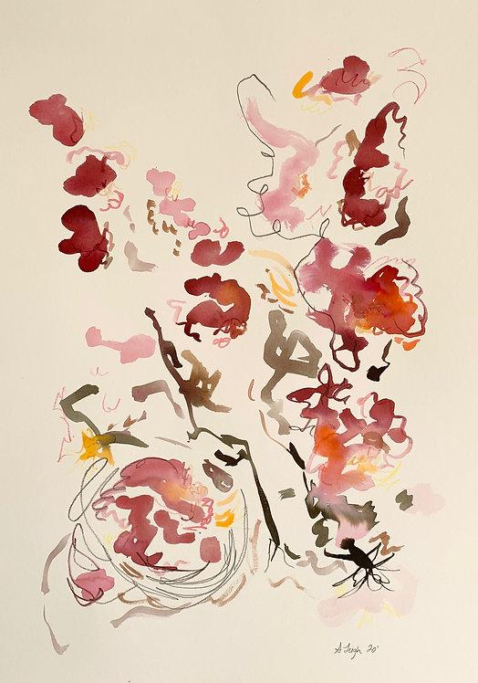 """""""Cherry Blossom I"""""""
