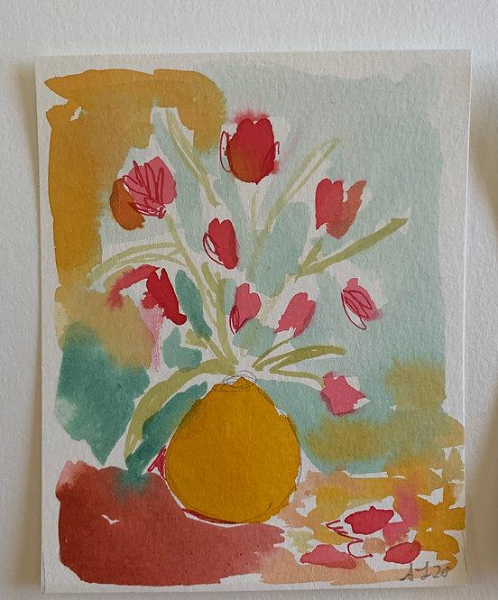 """""""Pink Tulips II"""""""