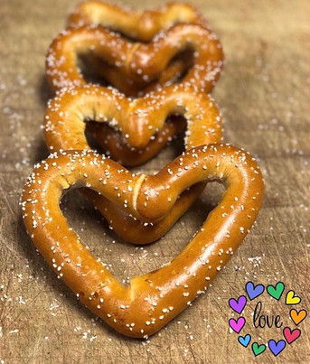 We'll have a Pretzel Heart for every Pre