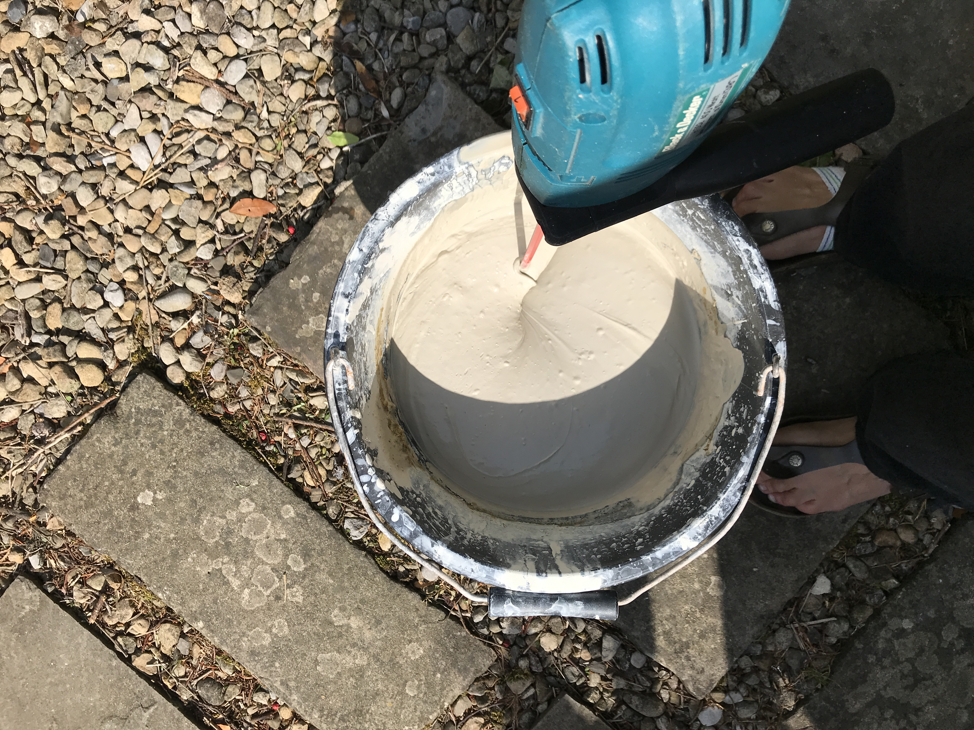 blended clay