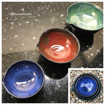 Digital Detox nesting mixing/ pouring bowls