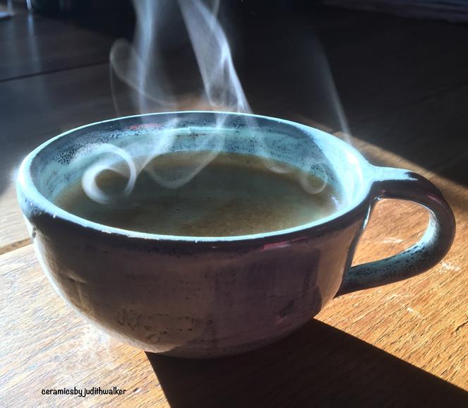 'I love you' coffee cup