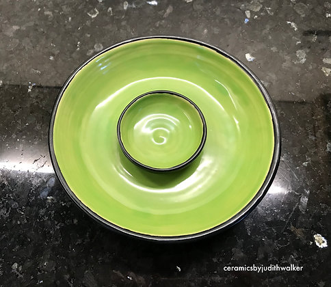 ceramics by judith walker - handmade ceramic stoneware sushi & dip bowls  - cook in, eat from, admire - art for everyday