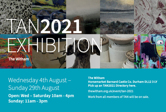 Teesdale Art Net 2021 Exhibition at The Witham Hall Barnard Castle